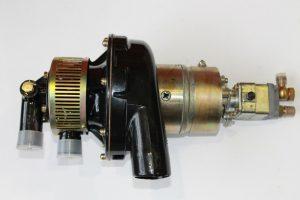 Агрегат насосный с подогревом